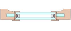 Principe double vitrage inséré 4