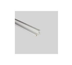 Profil charnière 6mm blanc