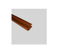 Profil charnière 6mm marron clair