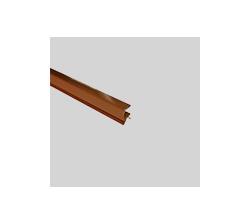 Profil encadrement 6mm marron clair