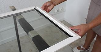 Fabriquer un dv ins r isoler vos fen tres avec un for Isolation double vitrage